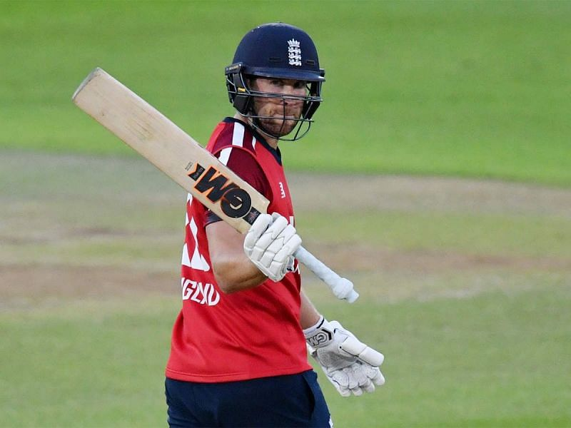 Dawid Malan was picked up by the Punjab Kings