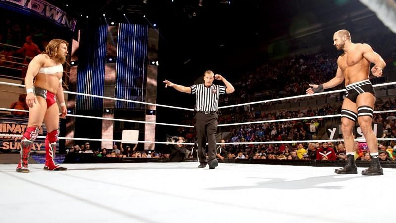 Daniel Bryan and Cesaro will be in the Elimination Chamber match