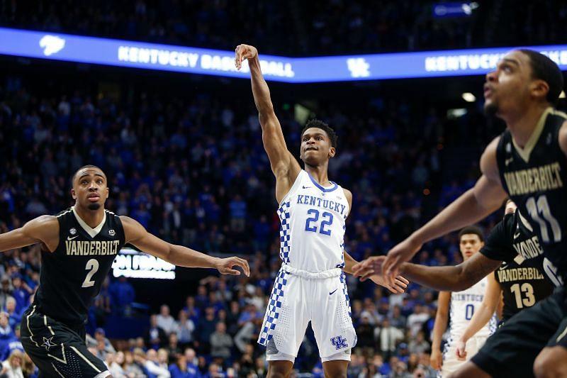 The Vanderbilt Commodores and the Kentucky Wildcats will face off at the Memorial Gym on Wednesday