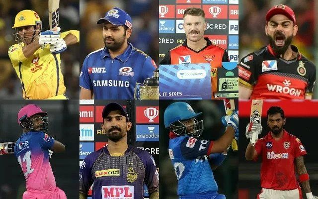 IPL 2021 Retained Players
