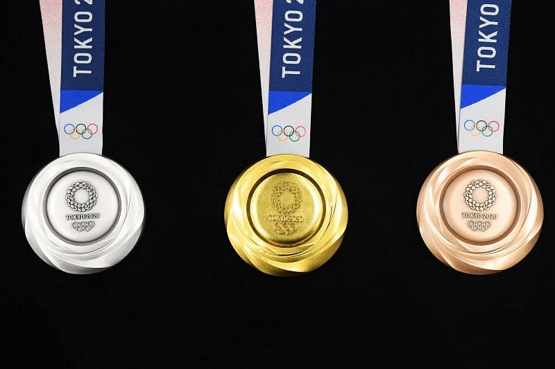 Tokyo 2021 Olympic Games Medals