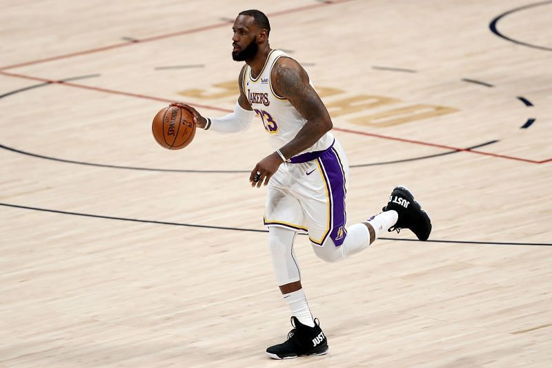 LeBron James is due for a big performance for the LA Lakers.