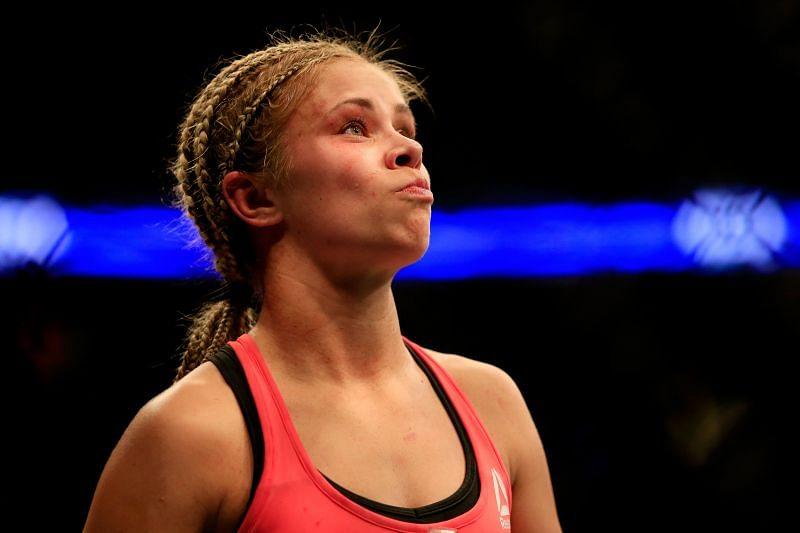 UFC Fight Night: Herrig v VanZant