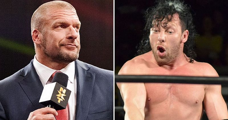 Triple H and Kenny Omega could work together in the future