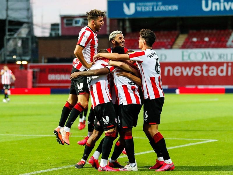 Brentford are edging closer and closer to their first ever Premier League promotion!