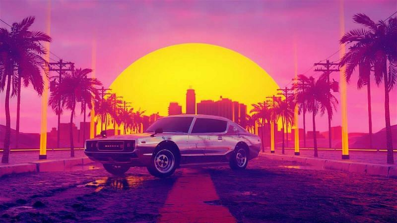 Vice City has certain aspects that make it so well-loved (Image via Aroged)