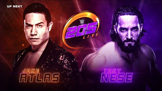 Jake Atlas and Tony Nese deliver a 205 Live main event worthy of the brand