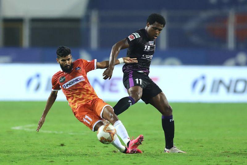 Diego Mauricio will be crucial for Odisha FC against Mumbai City FC (Image courtesy: ISL)