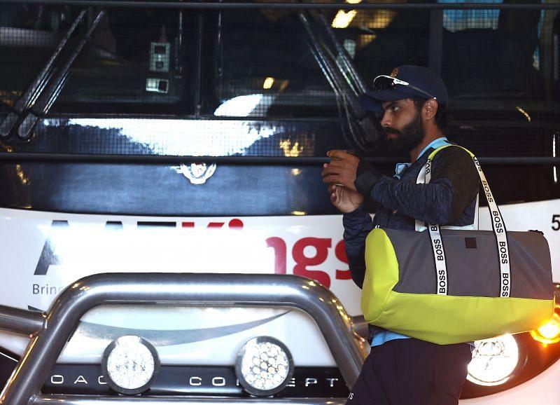 Ravindra Jadeja did not play the Brisbane Test match against Australia