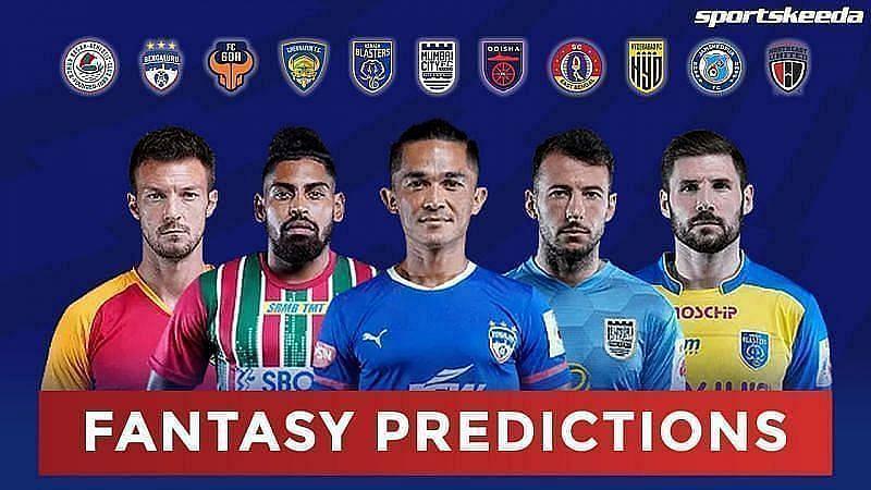 Dream11 Fantasy Suggestions for the ISL encounter between Chennaiyin FC and FC Goa