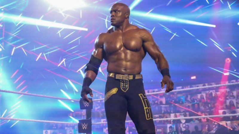 Bobby Lashley has expressed interest in competing within the confines of the NXT Fight Pit.