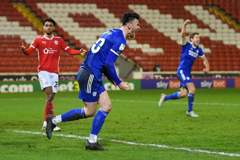 Cardiff City have won each of their last five Championship games