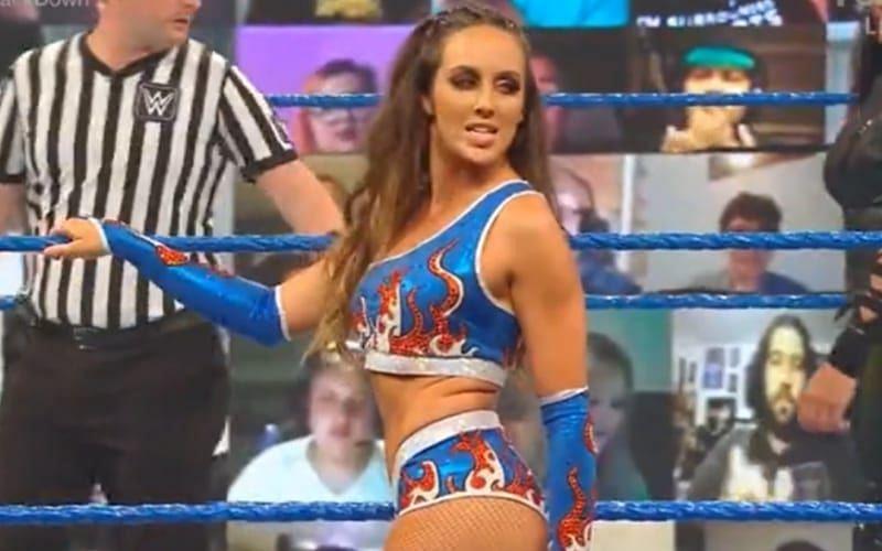 Chelsea Green on WWE SmackDown