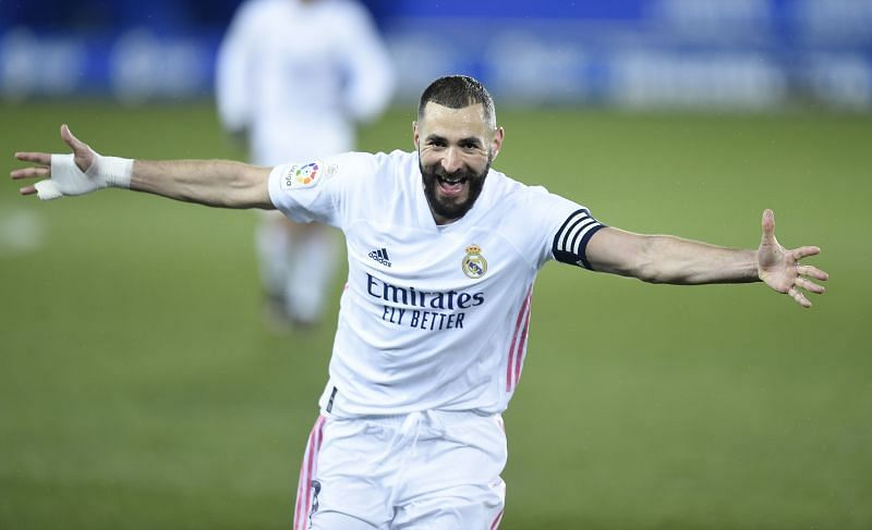Benzema is unavailable at the moment