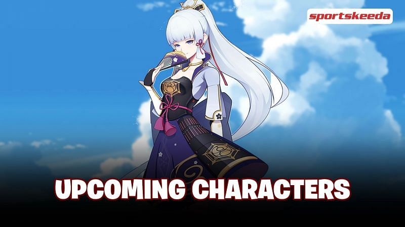 A look at all the upcoming characters in Genshin Impact