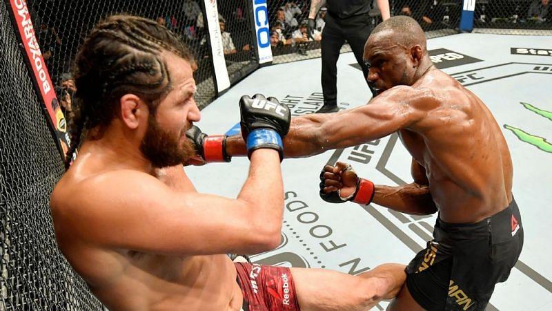 Jorge Masvidal vs. Kamaru Usman II could still happen