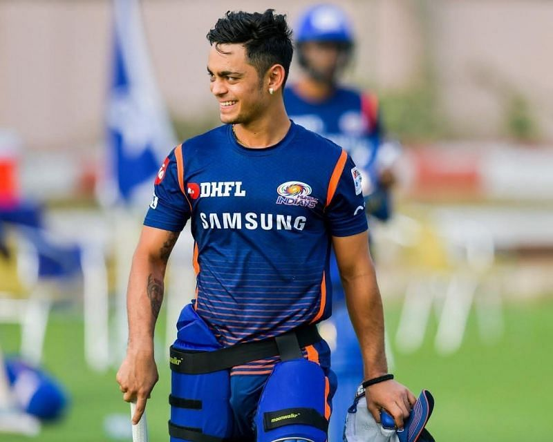 Ishan Kishan had a stellar IPL 2020