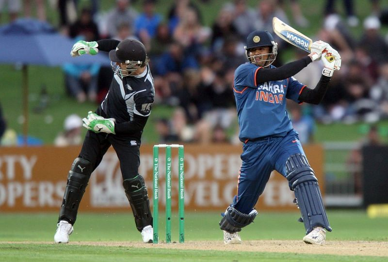 Yusuf Pathan had many special moments in his international career