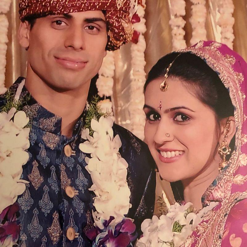 Ashish Nehra's Wedding Photos