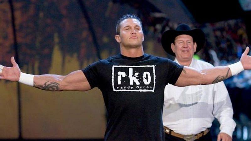 Randy Orton (w/Bob Orton)