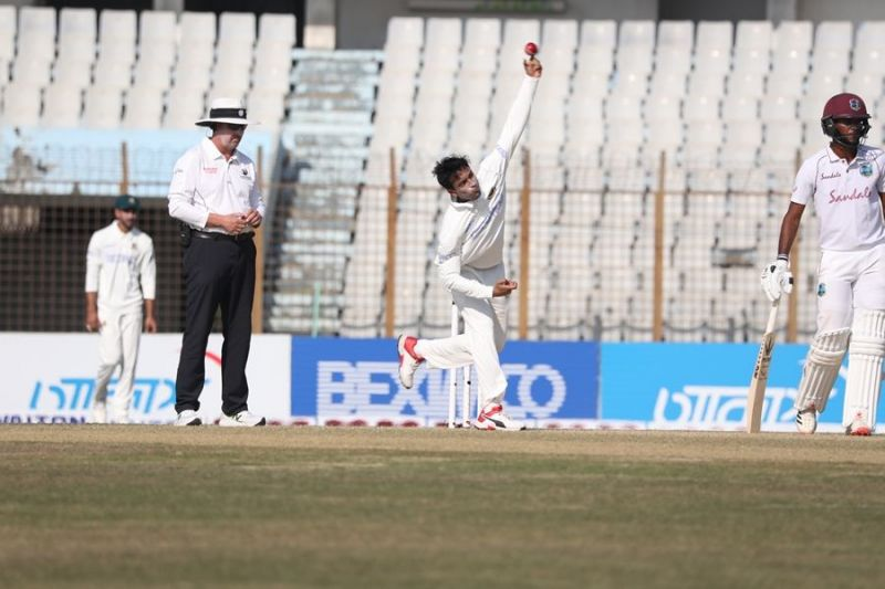 Shakib Al Hasan in action (Image Courtesy: Bangladesh Cricket Board)
