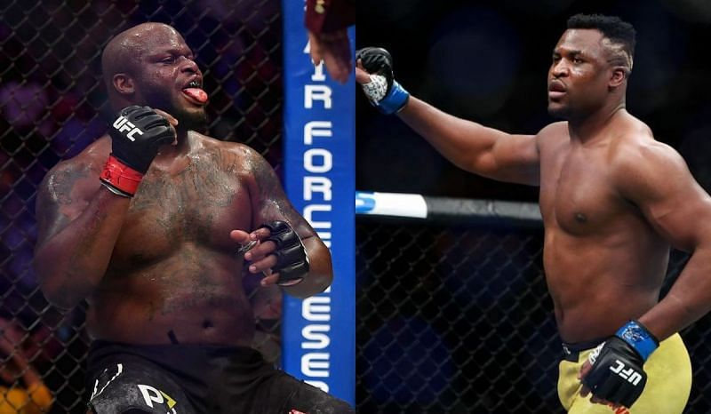 Derrick Lewis and Francis Ngannou are believed to have the most powerful hands in the UFC