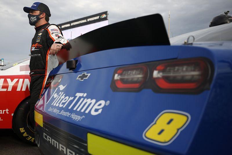 Josh Berry will be driving JR Motorsports