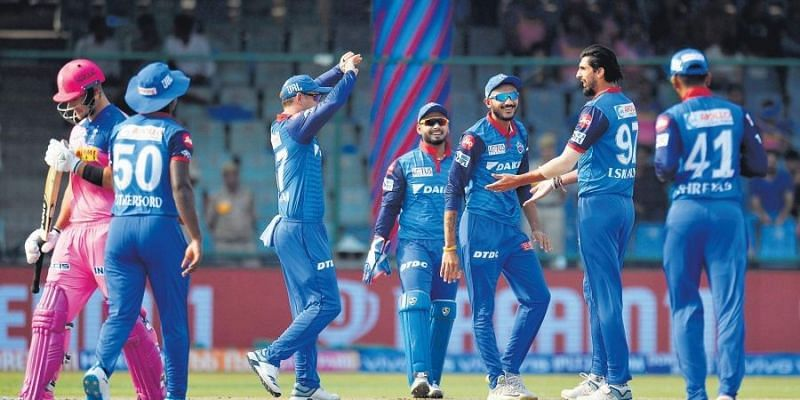 The Delhi Capitals reached their maiden IPL final in 2020