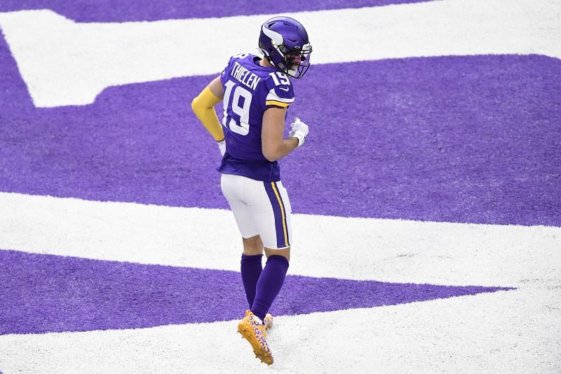 Minnesota Vikings WR Adam Thielen