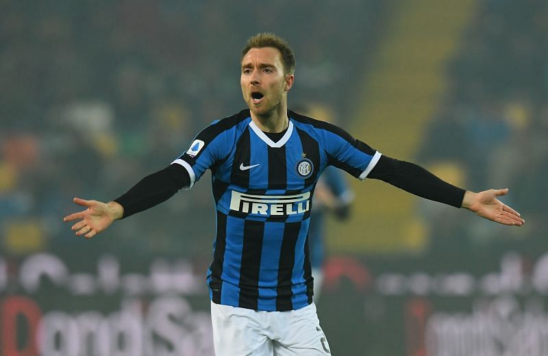 Christian Eriksen has been heavily linked with a move back to the Premier League.