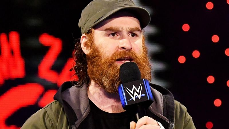 Sami Zayn currently performs as a singles competitor
