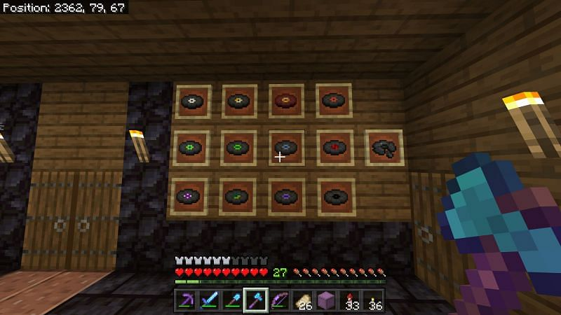 Music Discs in Minecraft