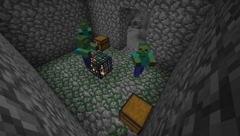 Spooky! (Image via Minecraft)