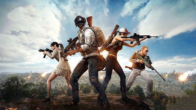 The PUBG Mobile 1.3 beta was released recently (Image via wallpapersden.com)