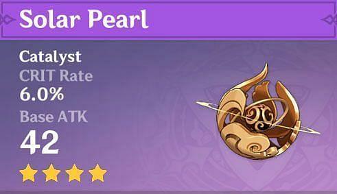 Solar Pearl