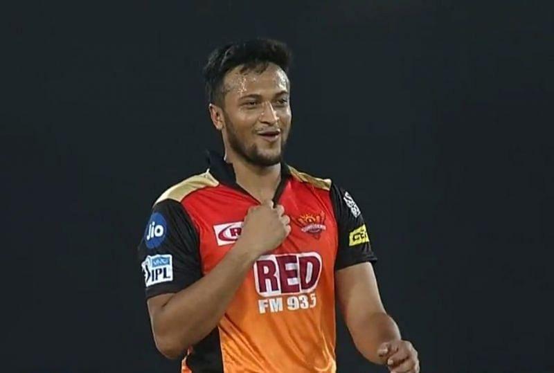 Shakib Al Hasan will play for former team Kolkata Knight Riders in IPL 2021