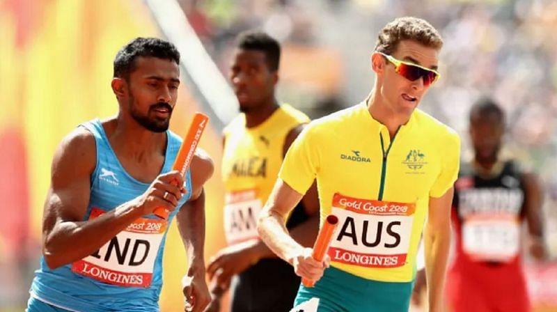 मुहम्मद अनस यहिया (Muhammad Anas Yahiya) - तस्वीर साभार: ओलंपिक चैनल