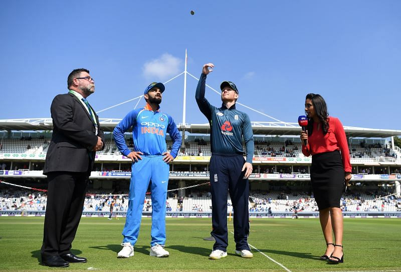 India and England will play five T20Is at the Motera Stadium