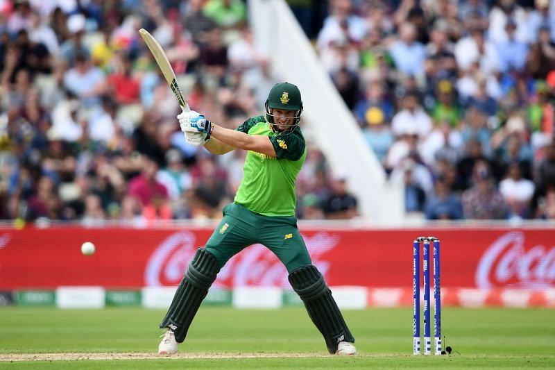 David Miller in action for South Africa