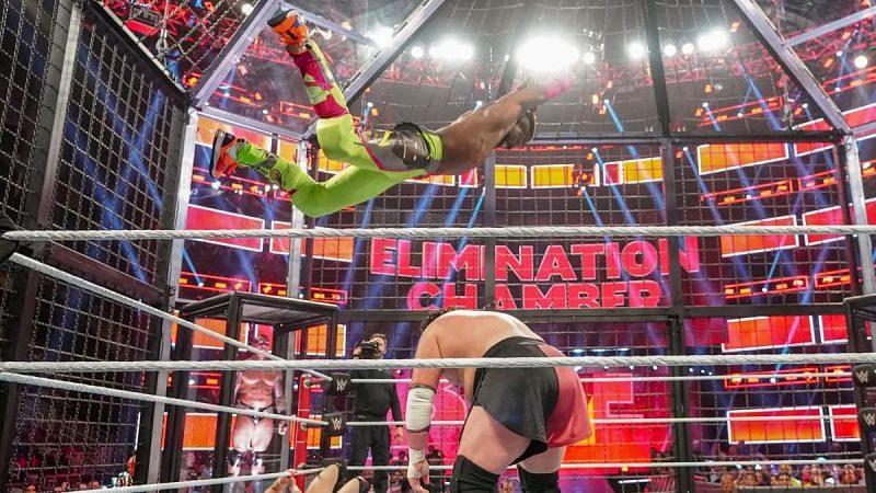 Kofi Kingston in WWE