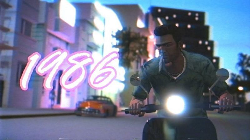 GTA games gave had different settings and myriad characters (Image via LoadGamePL, YouTube)