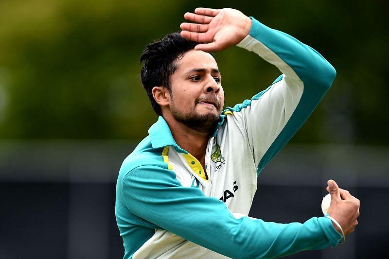 Will Tanveer Sangha receive his first T20I cap in Dunedin?