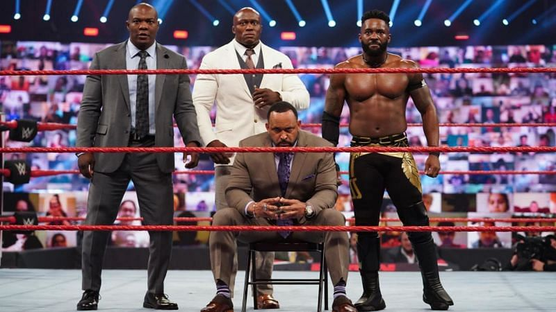 Bobby Lashley is the CEO of The Hurt Business