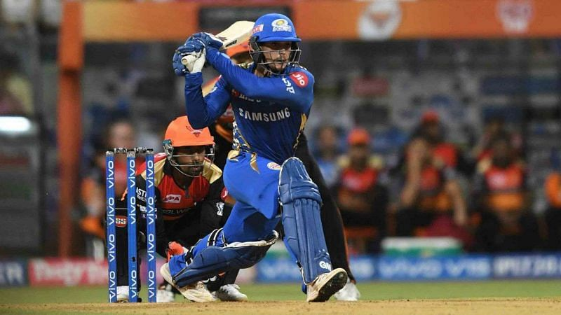 Quinton de Kock is expected to don the gloves for MI in IPL 2021