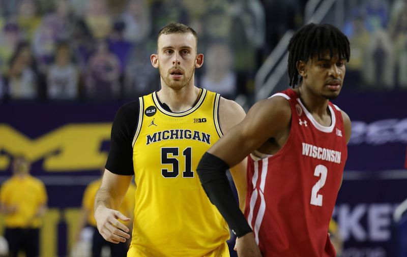 Wisconsin v Michigan