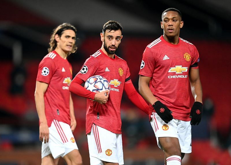 Manchester United take on Real Sociedad this week