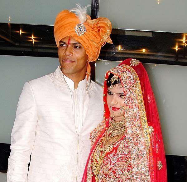 Umesh Yadav's Wedding Photos