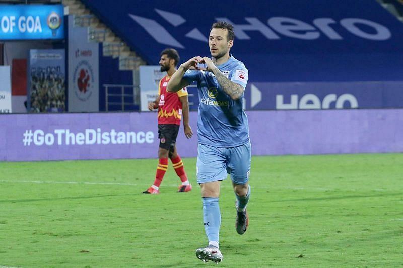 Adam Le Fondre Mumbai City FC