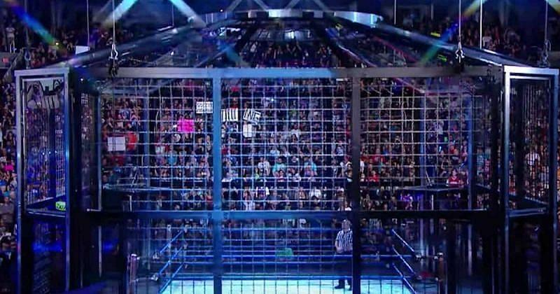 Elimination Chamber 2021 में WWE की सबसे बड़ी चैंपियनशिप के लिए होगा बेहद खतरनाक मैच