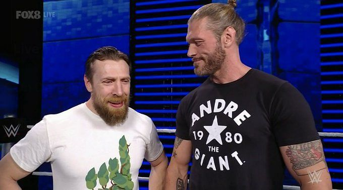 5 Things WWE subtly told us on SmackDown: Surprising direction for Edge at Fastlane, Popular star set for big title win after drastic character change? (February 26th, 2021) - Sportskeeda